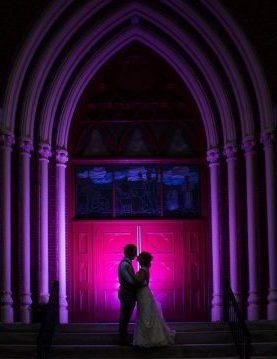 Elegant Maine Wedding - Agora Grand in Lewiston Auburn