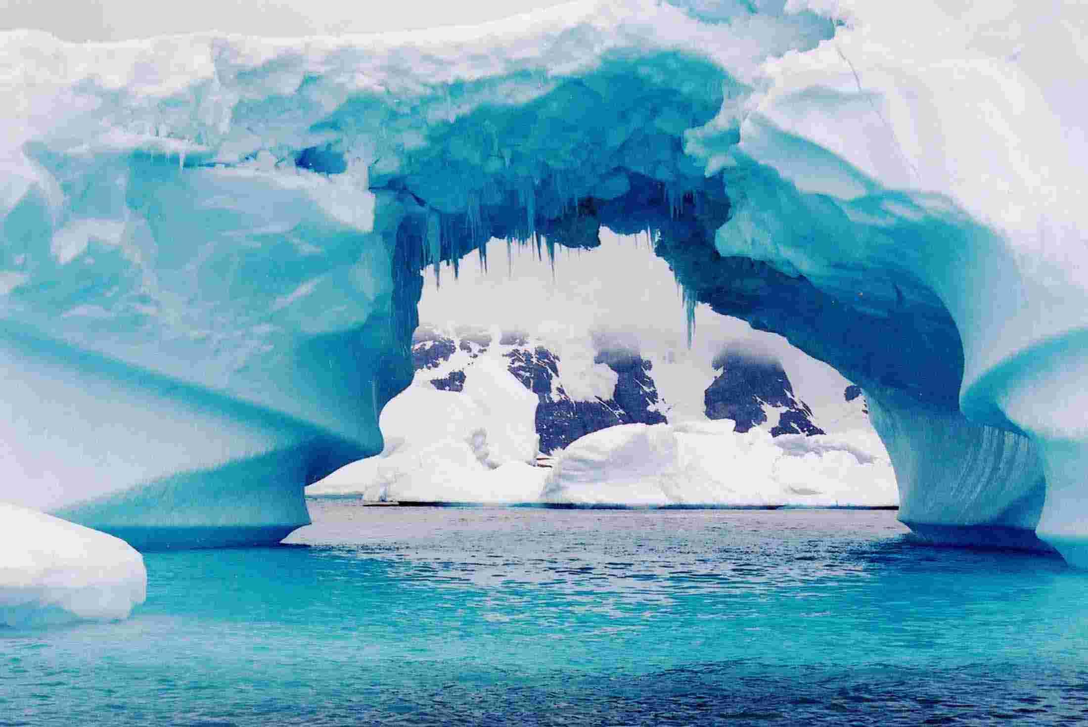 unique honeymoon ideas cruise Antarctica
