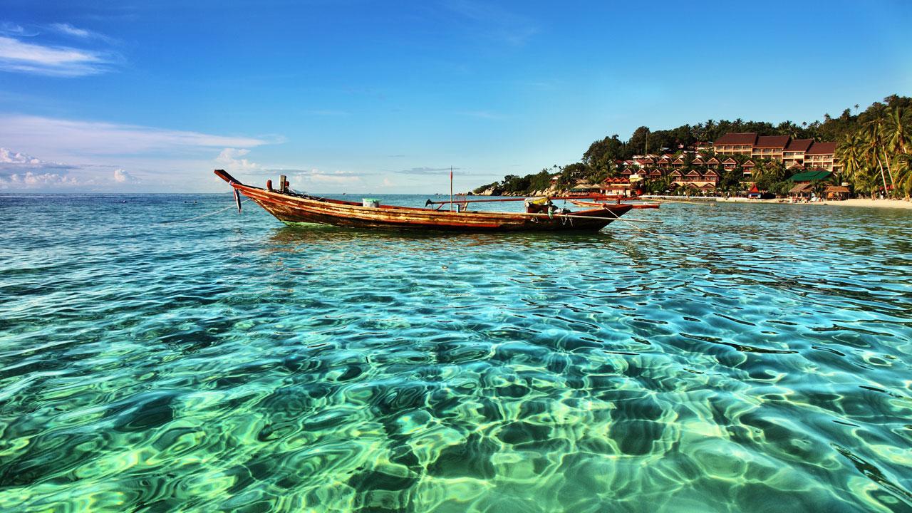 unique honeymoon ideas island hopping Southeast Asia
