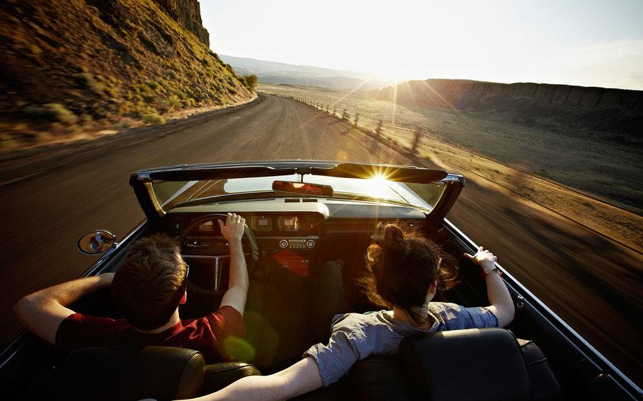 unique honeymoon ideas road tripping